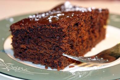 Gluten Free Chocolate Ganache Cake Dairy Free Variation Recipe for